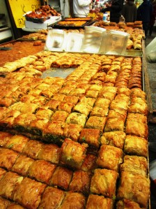 Market Desserts